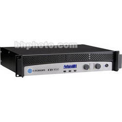 Crown Audio CDi 1000 - Solid-State 2-Channel Amplifier (500W Per Channel @ 4 Ohm Dual)