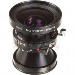 Schneider Wide Angle 90mm f/8 Super-Angulon Lens with Copal #0 Shutter