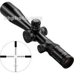 Schmidt & Bender 5-25x56 Police Marksman II LP Riflescope with P4 Reticle