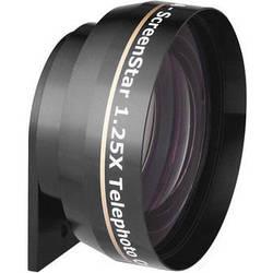 Navitar 1.25X Mini ScreenStar Telephoto Conversion Lens