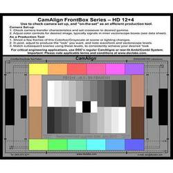 DSC Labs FrontBox 12+4 Test Chart