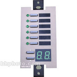 Ashly WR-5 - Wall-Mount Programmable Multifunction Remote for 24.24M