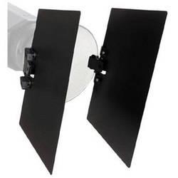 Bowens Clip-On Two-Leaf Barndoor Set