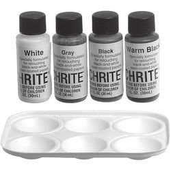 Berg Touchrite Retouching Kit for Black & White Prints