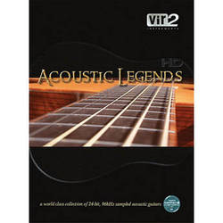 Big Fish Audio Acoustic Legends HD Virtual Instrument