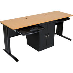 Balt LX 72 Workstation (Teak)