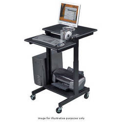 Balt Web A/V Cart, Model 85052 (Black)