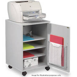 Balt 27502 Single Fax/Laser Printer Stand (Gray)