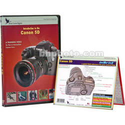 Blue Crane Digital DVD and Guide: Combo Pack for the Canon EOS 5D Digital SLR Camera