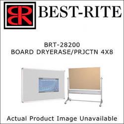 Best Rite Model BRT-28200 , Projection Plus Markerboard (4 x 8')