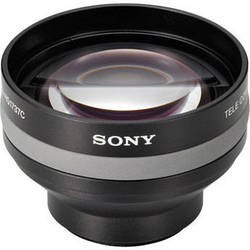 Sony VCL-HG1737C 37mm 1.7x Hi-Grade Telephoto Lens