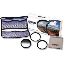 Tiffen 62mm Digital Pro SLR Glass Filter Kit