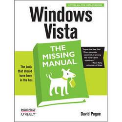 O'Reilly Digital Media Book: Windows Vista: The Missing Manual
