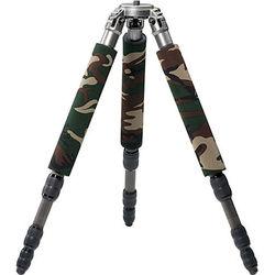 LensCoat LegCoat Tripod Leg Protectors (Forest Green, 3-Pack)