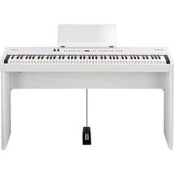 Roland KSC-44 - Stand for FP-4F, FP-7F, FP-50 Digital Pianos (White)