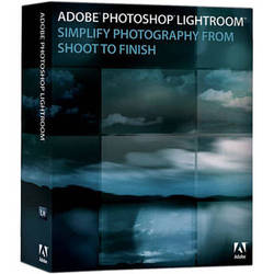 Adobe Photoshop Lightroom Image Editing Software for Mac/Win