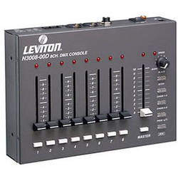 NSI / Leviton 3008 Dimmer DMX Control Console