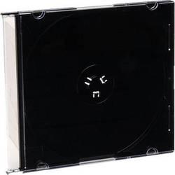 Verbatim CD/DVD Black Slim Storage Cases (200)