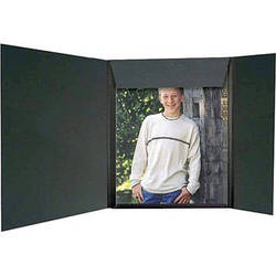 "Collector's Gallery Black Presentation Folder for 8 x 10"" Print , Model PF5700-810"