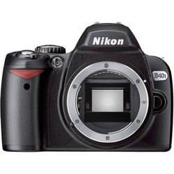Nikon D40x SLR Digital Camera (Camera Body)