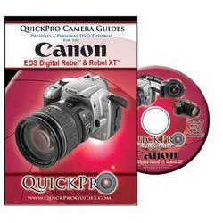 QuickPro DVD: Canon EOS Digital Rebel XT Digital SLR Camera