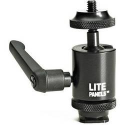 Litepanels Mini Ball Mount Adapter