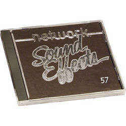 Sound Ideas Sample CD: Network Sound Effects  - Household (Disc 57)