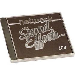 Sound Ideas Sample CD: Network Sound Effects  - Vehicular (Disc 108)