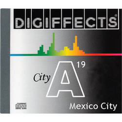 Sound Ideas Sample CD: Digiffects City SFX - Mexico City (Disc A19)