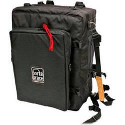 Porta Brace BK-2EXL Backpack Camera Case - Extreme Laptop (Black)