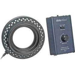 Datavideo LD-1 Dual-Color Blue/Green LED Chroma-Key Ring Light