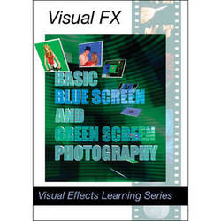 First Light Video DVD: Basic Blue Screen & Green Screen Photography Plus