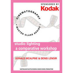 First Light Video DVD: Studio Lighting: A Comparative Workshop