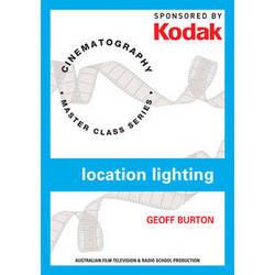 First Light Video DVD: Location Lighting with Geoff Burton