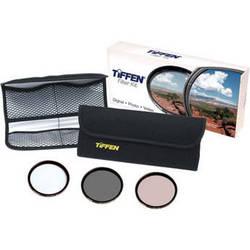 Tiffen 82mm Video Essentials DV Kit 3