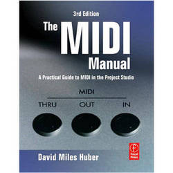 Focal Press Book: The MIDI Manual