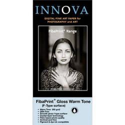 """Innova FibaPrint Warm Glossy Inkjet Photo Paper (44"""" x 49.2' Roll)"""