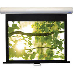 "Vutec 01-HD3054-096MW HD III Deluxe Manual Front Projection Screen (54 x 96"")"