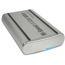 "Macally PHR-100SU USB 2.0 and eSATA II External Drive Enclosure for 3.5"" SATA Hard Drive"