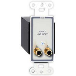 RDL D-TPS2A Active Dual Pair RJ45 Sender Module (White)