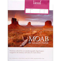 """Moab Lasal Photo Matte Paper (235gsm, Double-Sided, 12 x 13"""", 50 Sheets)"""