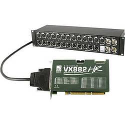 Digigram VX882HR PCI Sound Card with BOB8 Breakout Box
