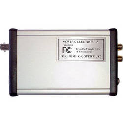 RF-Video RM-808 Compact Video & Audio Receiver for 900 MHz and TV UHF Channels