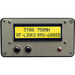 RF-Links RMX-6000B  5.8 GHz Video & Audio Receiver with Digital Display