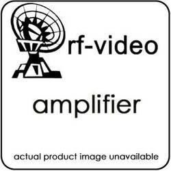 RF-Video AVX-50/UHF 50 Watt Professional TV UHF Amplifier