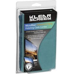 Klear Screen KS-MK-COM Micro-Chamois and Micro-Fiber Combo