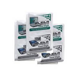 Klear Screen 2 Step Wet Singles, Model KS-SP750 - 750 Pack