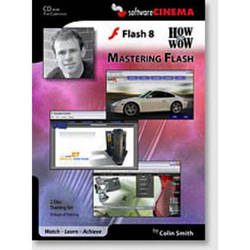 Software Cinema CD-Rom: Training: How To Wow - Mastering Flash