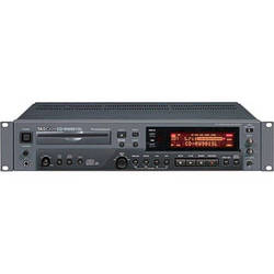 Tascam CD-RW901SL - Slot-Loading CD Recorder w/ MP3 Playback and XLR Connectors