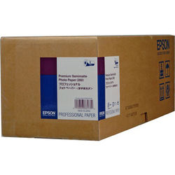 "Epson Premium Semimatte Archival Photo Inkjet Paper (44"" x 100' Roll)"
